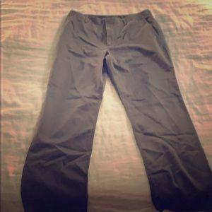 Bonobos Men's Gray pants 33X30 lightly worn